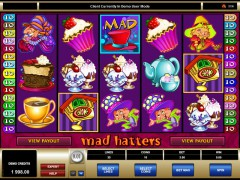 Mad Hatters - Microgaming