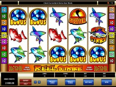 Reel Strike - Microgaming