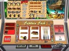 Captain Cash pokieslots77.com Betsoft 2/5