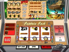 Captain Cash pokieslots77.com Betsoft 5/5