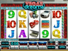 Vegas Dream pokieslots77.com Microgaming 1/5