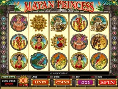 Mayan Princess - Microgaming