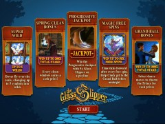 The Glass Slipper pokieslots77.com Ash Gaming 1/5