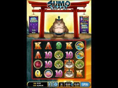 Sumo Kitty pokieslots77.com Bally 1/5