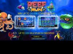 Reef Run - Yggdrasil Gaming