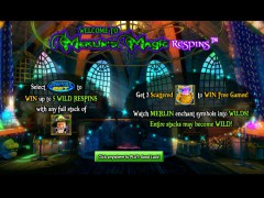 Merlins Magic Respins - NextGen