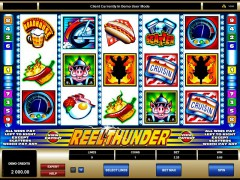 Reel thunder - Microgaming