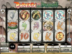 Phoenix and the dragon - Microgaming