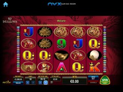 50 Dragons pokieslots77.com Aristocrat 1/5