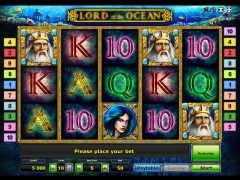 Lord of the ocean pokieslots77.com Gaminator 1/5
