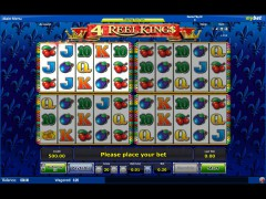 4 king cash pokieslots77.com Greentube 1/5
