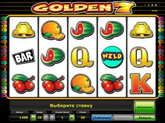 Golden 7 pokieslots77.com Greentube 1/5