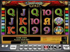 Gryphons gold pokieslots77.com Greentube 1/5