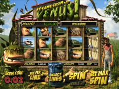 It Came From Venus Jackpot pokieslots77.com Betsoft 1/5