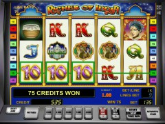 Riches of India pokieslots77.com Novomatic 4/5
