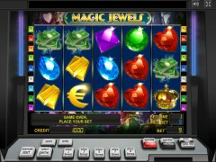 Untold Wealth of Magic Jewels - Novomatic