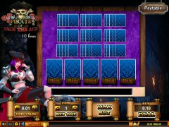 Pirate Of Face The Ace 10 Lines - Spadegaming