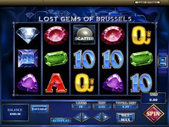 Lost Gems of Brussels - Topgame