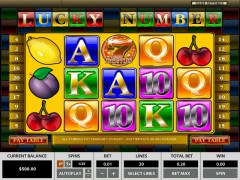Lucky Number pokieslots77.com Topgame 1/5