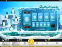 Penguin Splash pokieslots77.com RealTimeGaming 5/5