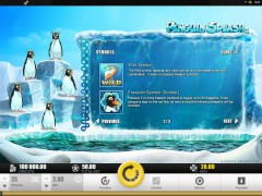 Penguin Splash pokieslots77.com Microgaming 3/5