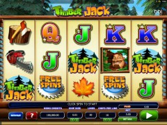 Timber Jack - Microgaming