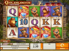 Goldilocks And The Wild Bears - Quickfire