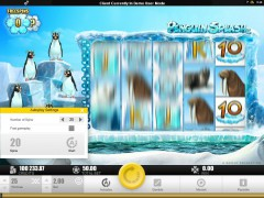 Penguin Splash pokieslots77.com Quickfire 5/5