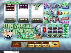 Break The Bank pokieslots77.com Betonsoft 3/5