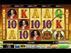 Versailles Gold pokieslots77.com Euro Games Technology 1/5