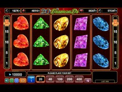 20 Diamonds pokieslots77.com Euro Games Technology 1/5