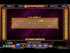 Kashmir Gold pokieslots77.com Euro Games Technology 4/5