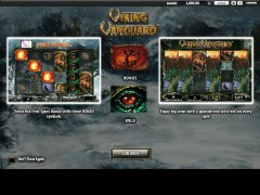 Viking Vanguard pokieslots77.com William Hill Interactive 1/5