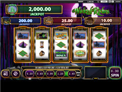 Wicked Riches pokieslots77.com William Hill Interactive 1/5