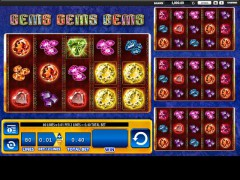 Gems Gems Gems pokieslots77.com William Hill Interactive 1/5