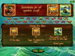 Pirate's Treasures Deluxe pokieslots77.com Playson 3/5