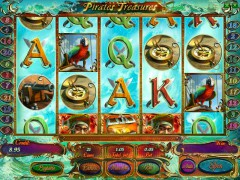 Pirate's Treasures Deluxe pokieslots77.com Playson 4/5