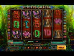 Spirit Of Aztec pokieslots77.com Playson 4/5