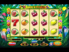 Juice'n'Fruits pokieslots77.com Playson 1/5