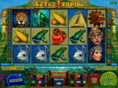 Aztec Empire pokieslots77.com Playson 1/5