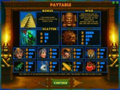 Aztec Empire pokieslots77.com Playson 2/5