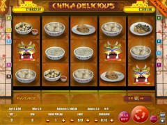 China Delicious 9 Lines - Wirex Games