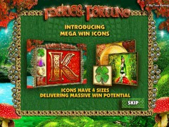 Faeries Fortune pokieslots77.com Big Time Gaming 1/5