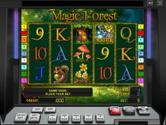Magic Forest pokieslots77.com Gaminator 1/5