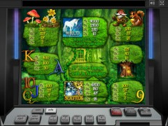 Magic Forest pokieslots77.com Gaminator 2/5