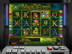 Magic Forest pokieslots77.com Gaminator 4/5