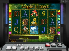 Magic Forest pokieslots77.com Novoline 1/5