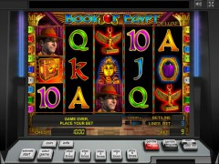 Book of Egypt Deluxe pokieslots77.com Greentube 1/5