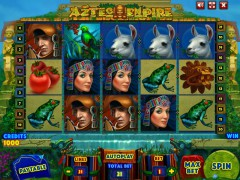 Aztec Empire pokieslots77.com Greentube 1/5