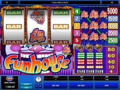 Fun House - Microgaming